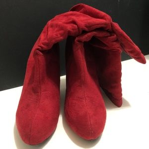 Paprika, Red Heeled Boots